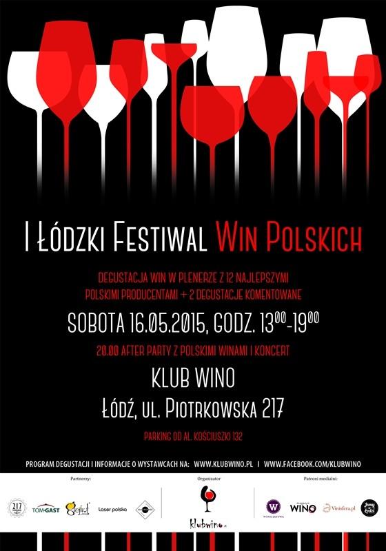 1 Lodzki Festiwal Win Polskich