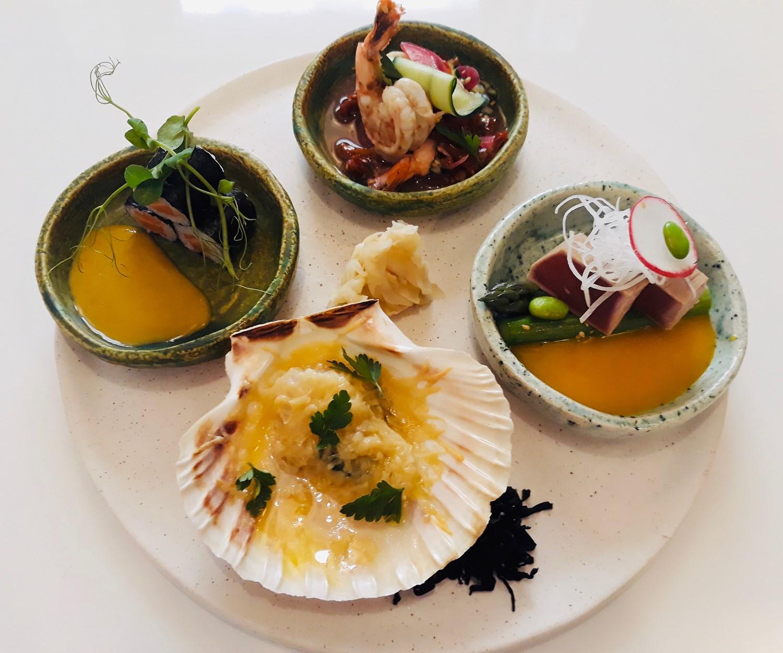 16 Cztery Kęsy Inspirowane Kuchnią Japońską Restauracja